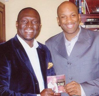 Sammie Okposo and Donnie McClurkin