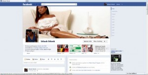 Uduak Oduok Facebook Timeline