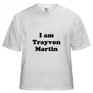 I am Trayvon Martin Trademark Application