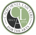 Calfiornia Lawyers for the Arts Artistic License Awards