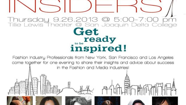 Meet the Fashion Industry Insiders 2013