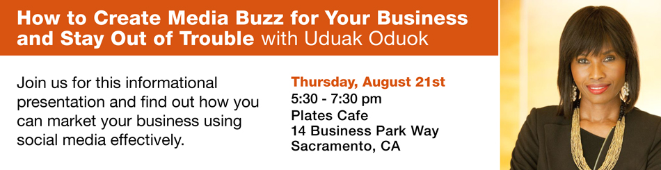 How to Create Buzz for Your Business and Stay Out of Trouble with Uduak Oduok