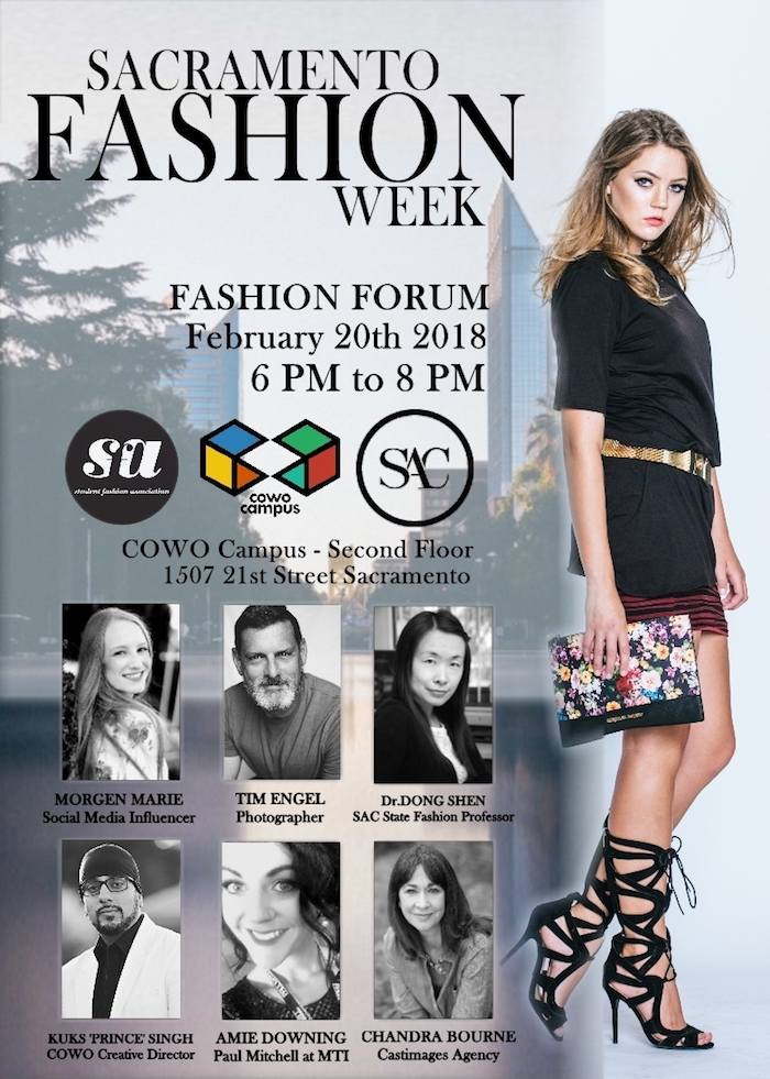 Sacramento Fashion Week Events